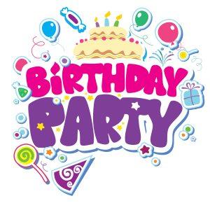 Verjaardagsfeest voor 70 kids